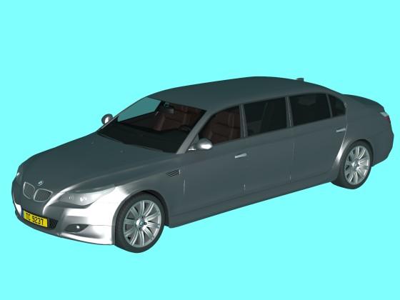 BMW M Limousine