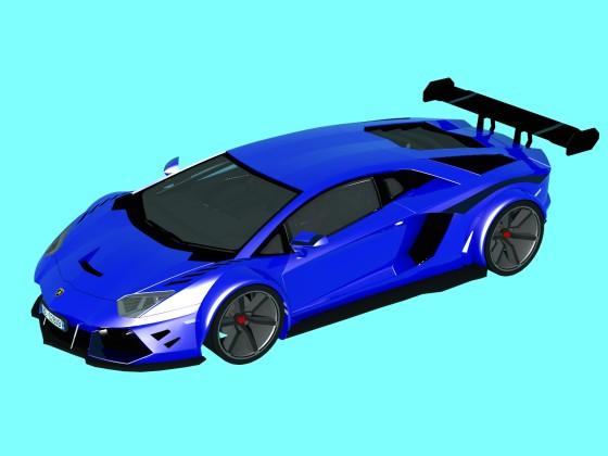 Lamborghini Aventador Sport