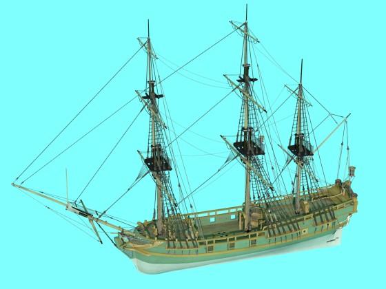 Aurore frigate