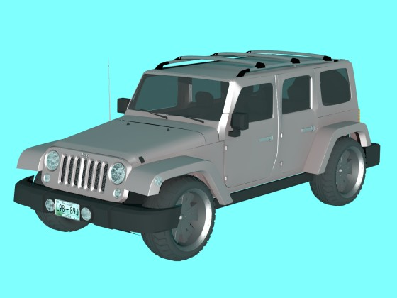 Jeep by mahmed195