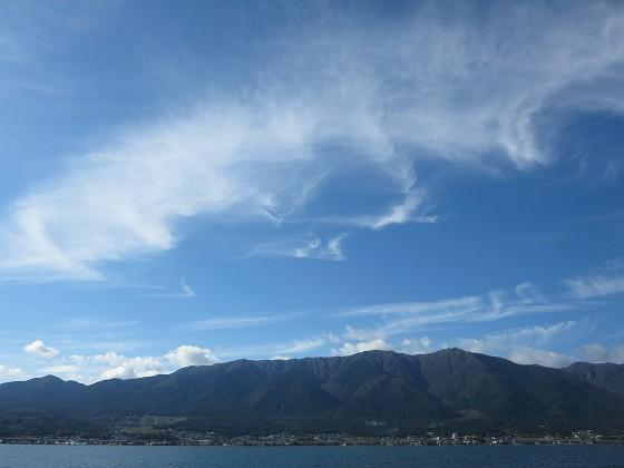 2018-10-17_1414_比良の山並みと上空の雲_IMG_2196_s.JPG