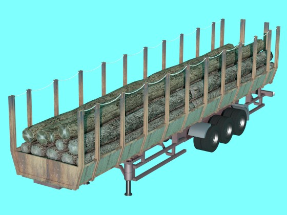 Forestry Trailer