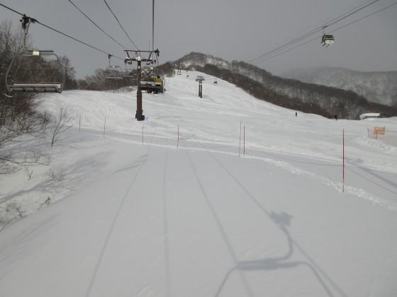 2019-01-29_0917_白樺クワッドリフトから見た白樺ゲレンデと馬の背コースの下部_IMG_6872_s.JPG