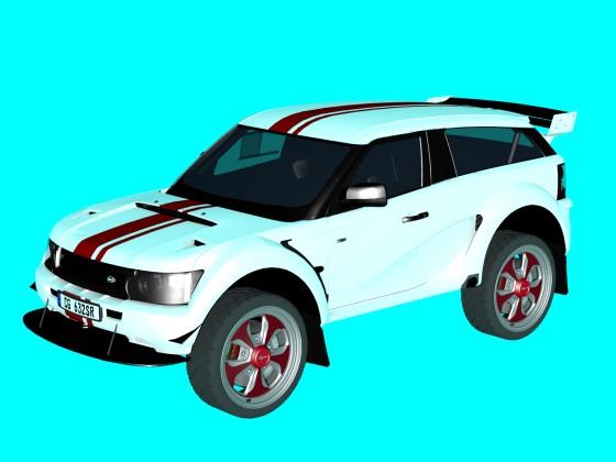 Car 2012 Bowler Nemesis EXR S Forza Horizon N250219