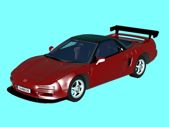 Car 1992 Honda NSX-R Forza Horizon Cars N310119