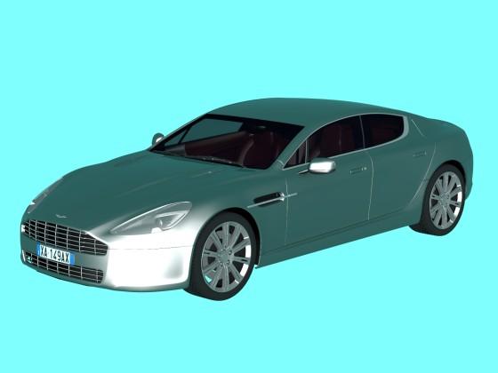 Car martin rapide 2011 N140613