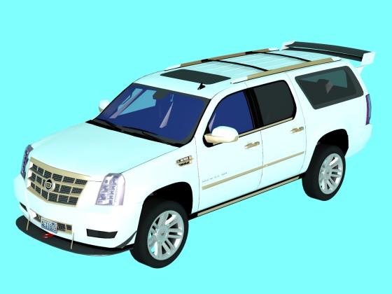 Car 2012 Cadillac Escalade ESV Forza Horizon N260419