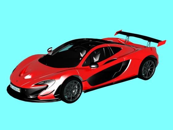 Car 2013 McLaren P1 Forza Horizon N260419