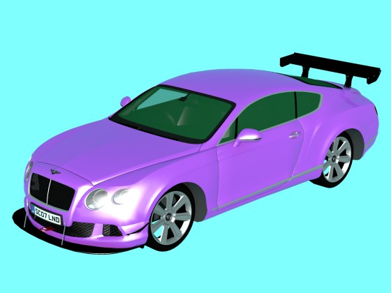 Car 2012 Bentley Continental GT Forza Horizon N260419