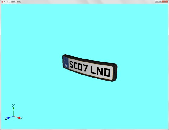 License_Plate_Car_2012_Bentley_Continental_GT_Forza_Horizon_N260419_s.jpg