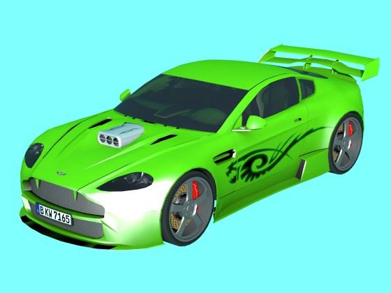 Aston martin V8 N290807