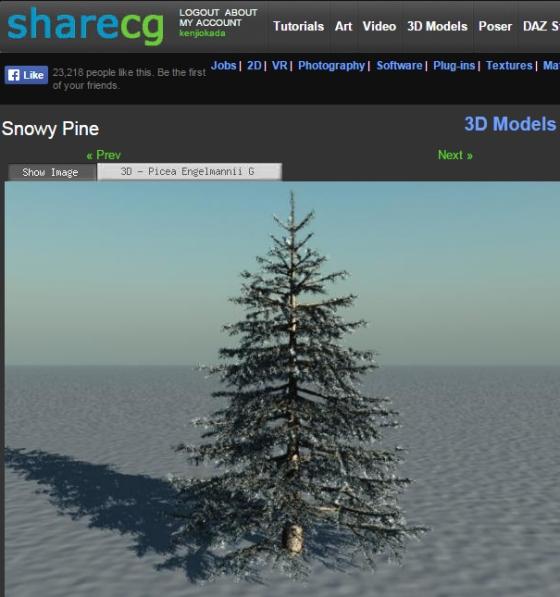 ShareCG_Snowy_Pine_ts.jpg