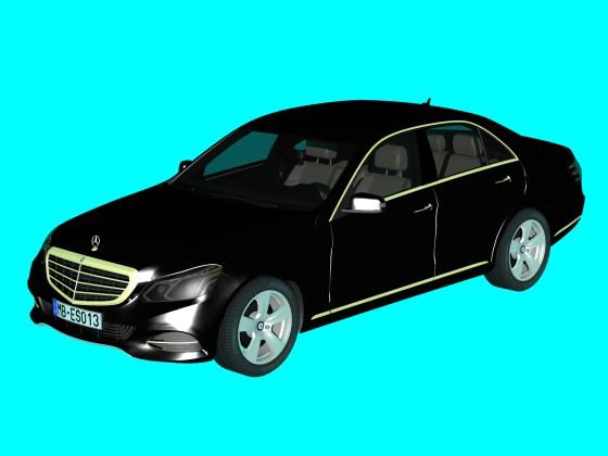 Car Mercedes Benz E240 N210420