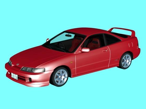 1995 Honda Integra Type R