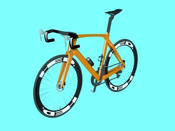 Road Bike by bananasbooty