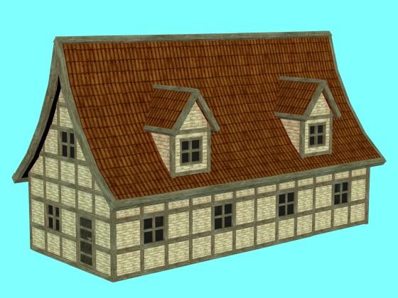 Fantasy House by felixbdesign