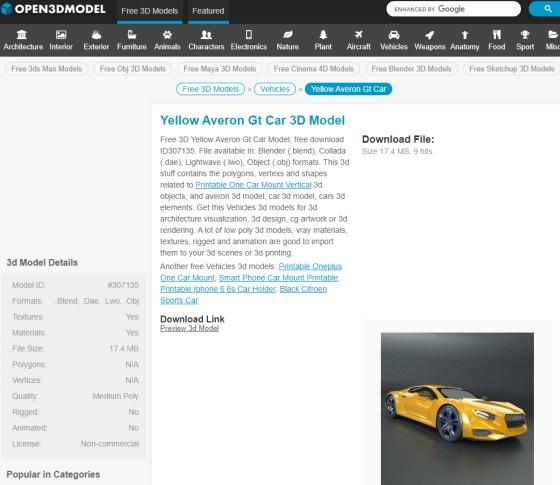 Open3dModel_Yellow_Averon_Gt_Car_ts.jpg