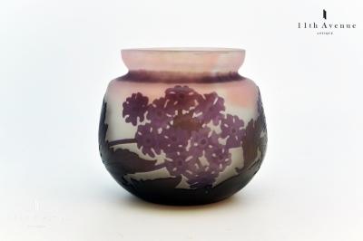 ガレ アンジェリカ 花瓶