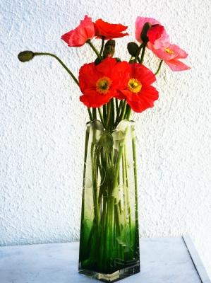 ハラフ 花瓶