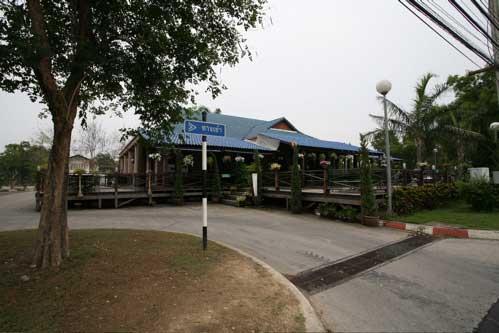 チェンマイ空港近くの美味しいお店
