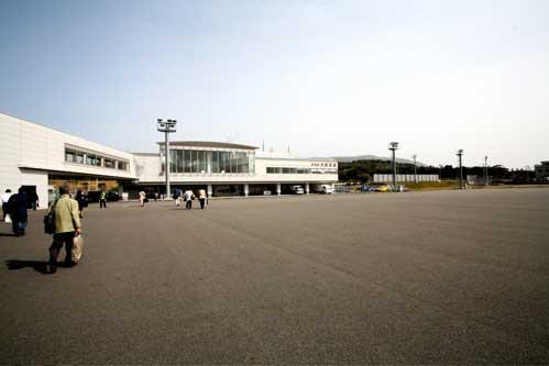大島空港 OIM
