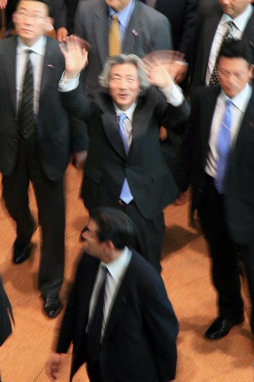 HND小泉首相3
