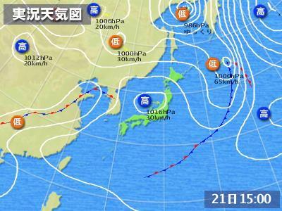 20060522天気図