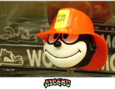 FELIX消防士さん