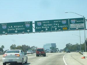 ロサンゼルス買付
