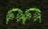 アイアンの花壇