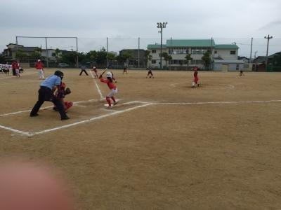 徳島 少女ソフトボール