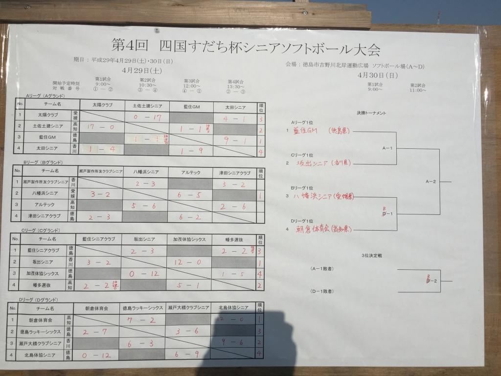 徳島 四国 ソフトボール