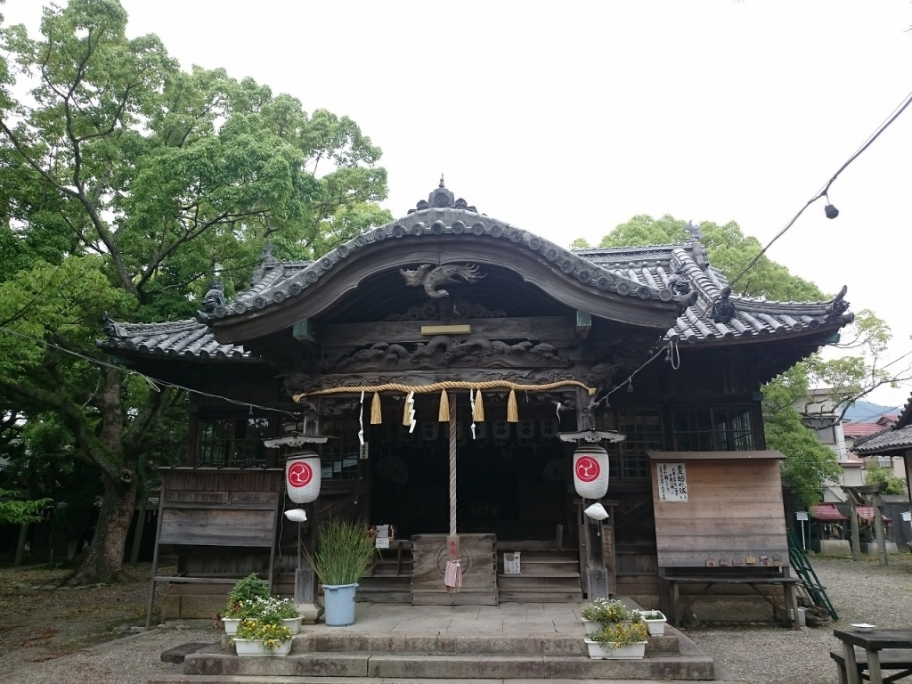 大麻比呂神社