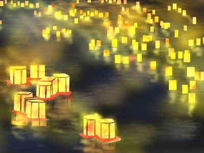 夜灯(よとぼし)の画像