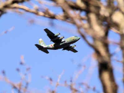 習志野第1空挺団_戦闘機の画像