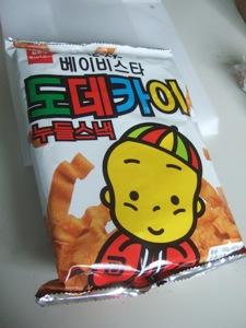 韓国のベビースターその2