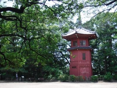 rokkendai pagoda nakano