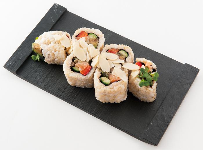 スーパー美人キヌア寿司