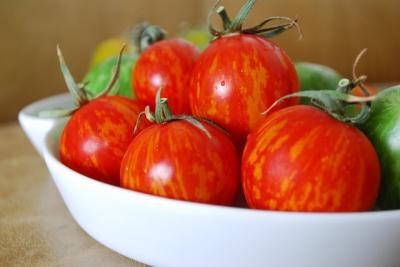 レッドゼブラトマト