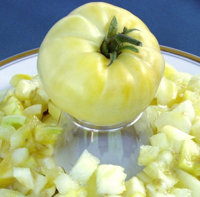 ホワイトクイーントマト