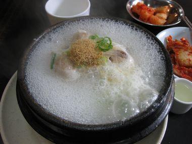 韓国 食事