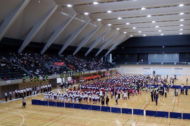 R1スポーツ開会式