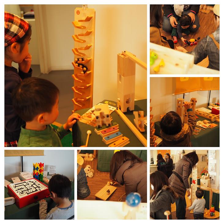 グッド・トイ 木育おもちゃの広場 キャラバンの様子3