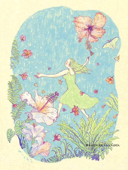 flower dance新