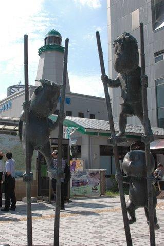 JR 境港駅