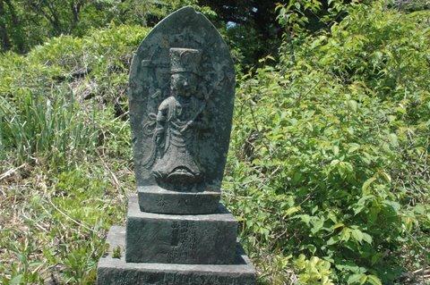神鍋山の石仏