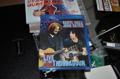 Hall&Oats Troubadour