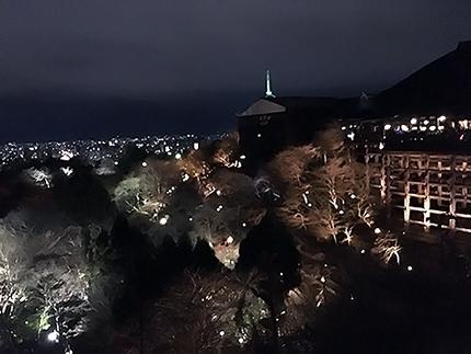 清水寺で迎えるお正月