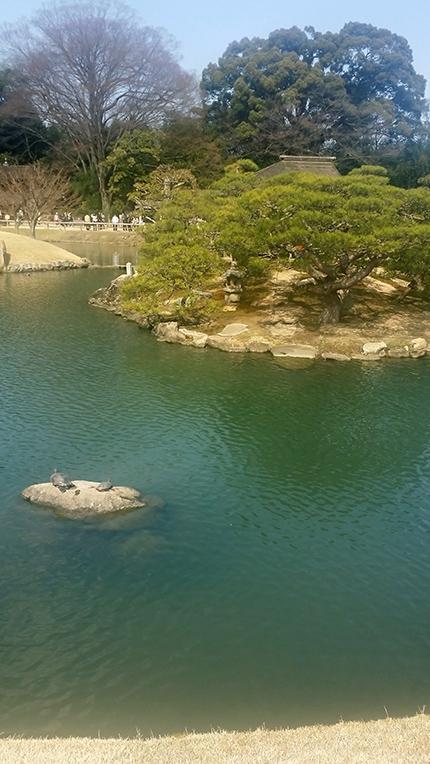 岡山に家族旅行に行ってきました♪
