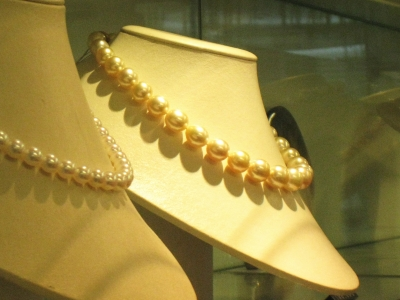 真珠ネックレス